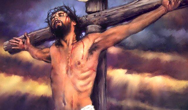 liefde god jezus kruis