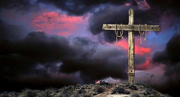 de bijbel kruis
