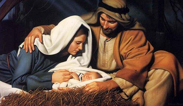 geboorte jezus christus