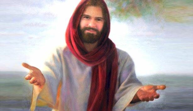 wie is god - jezus