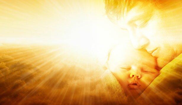 wie is god licht